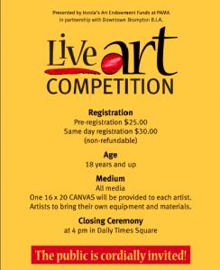 live art 2
