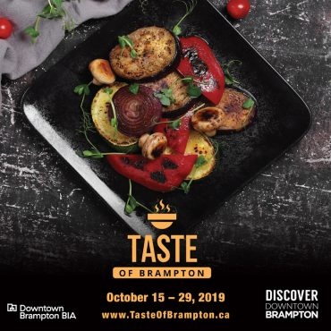 Taste of Brampton October 15-29