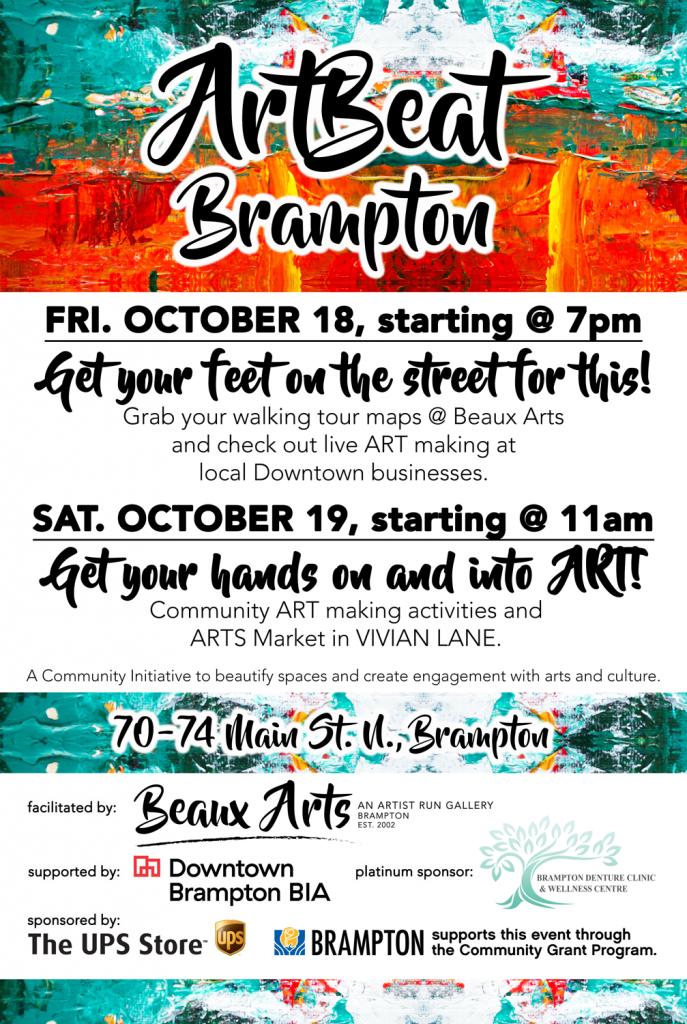 ARTBeat Brampton