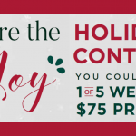 Holiday 2019 Contest