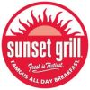 sunset gril logo