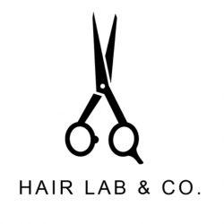 hair lab logo