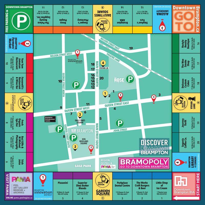 website map